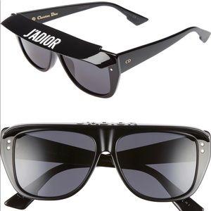 Dior Diorclub2 Sunglasses with Removable Visor